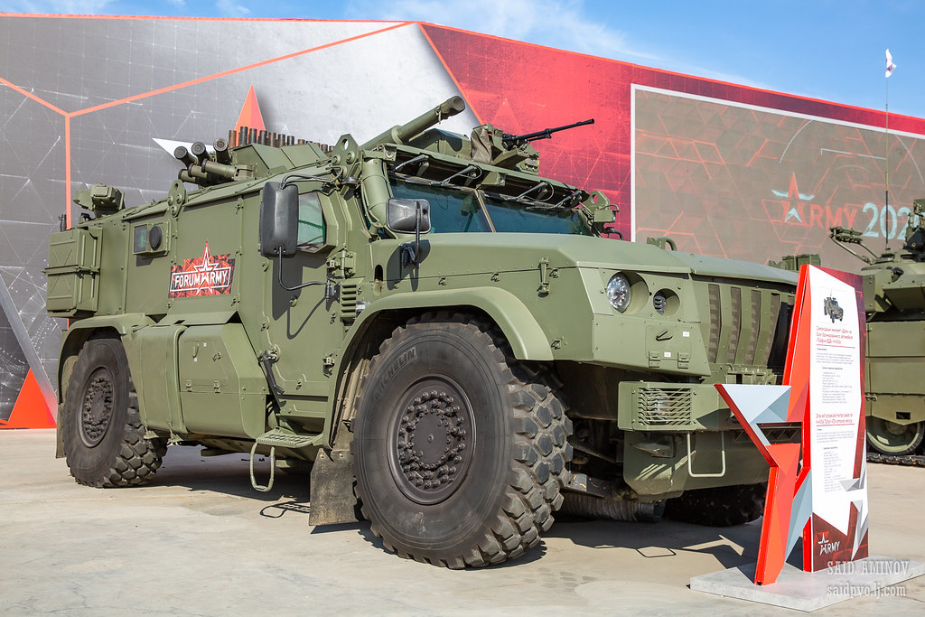 """ARMY 2020"" Military Technical Forum Drok10"