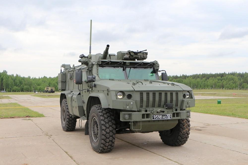 Russian Gun Artillery: Discussion Thread - Page 15 Drok11