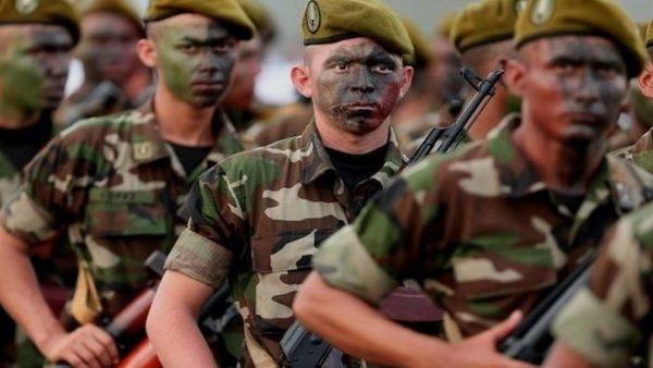 Nicaraguan Armed Forces Edgi1r10
