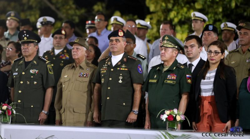 Nicaraguan Armed Forces Edjebk10