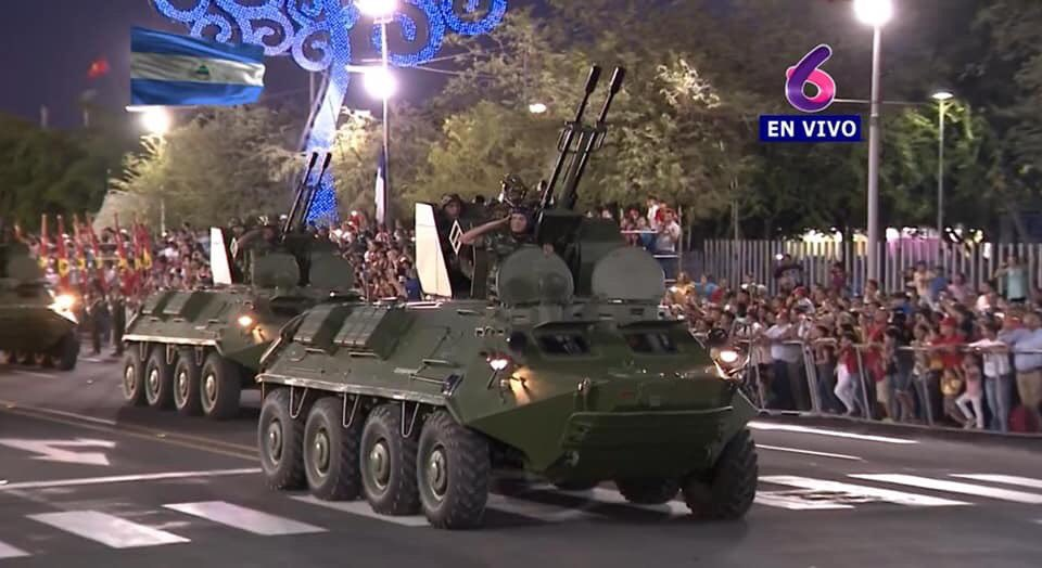 Nicaraguan Armed Forces Edl0dd10