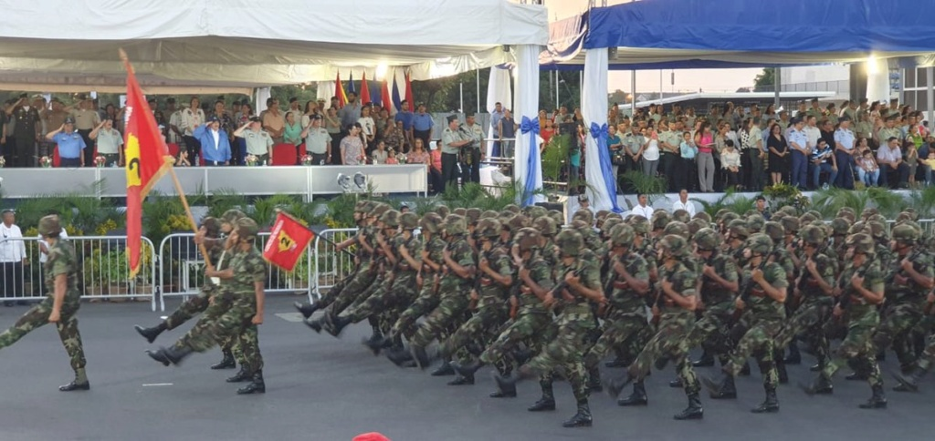 Nicaraguan Armed Forces Edlb_310