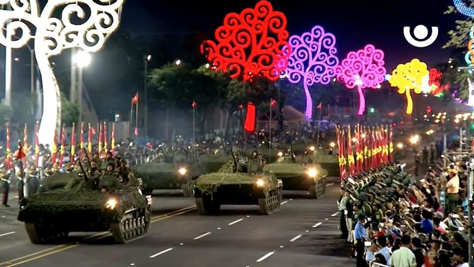 Nicaraguan Armed Forces Edlker10