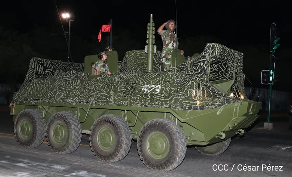 Nicaraguan Armed Forces Edo3g710