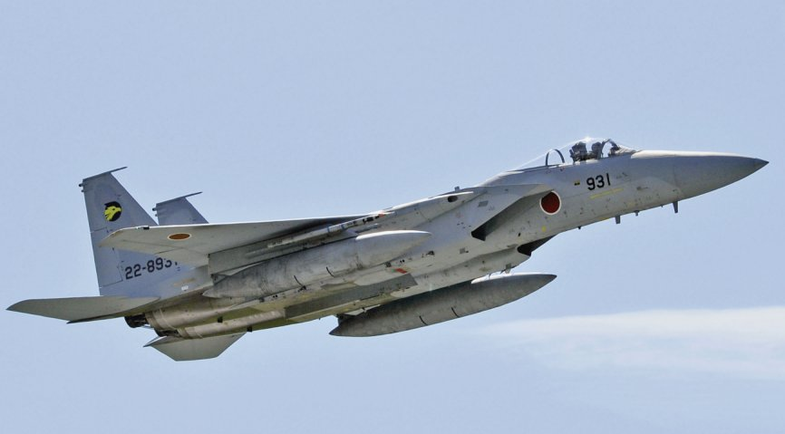 Japanese Air Force - Page 2 F-1510