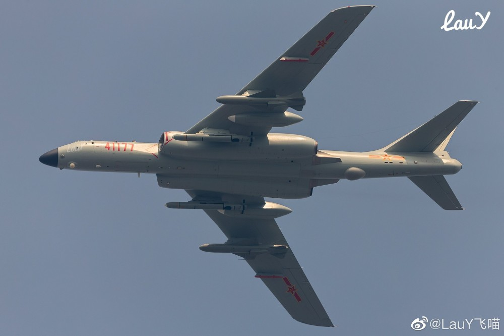 Chinese Strategic Bombers H-6k_p10