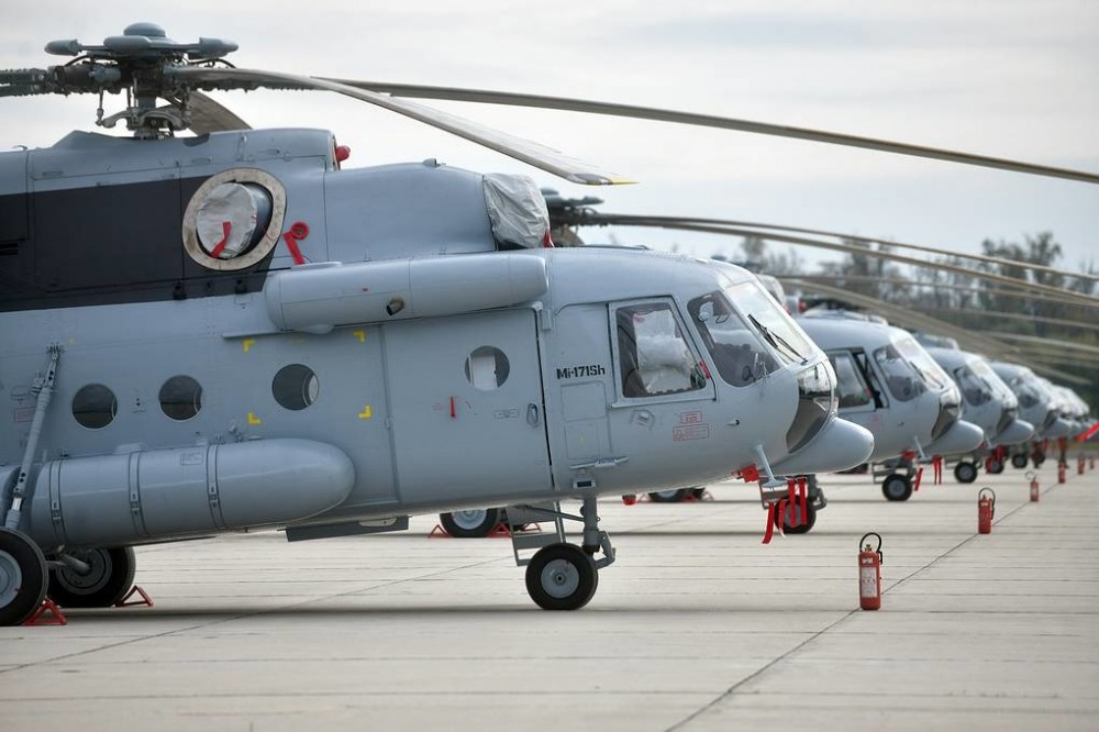 Sub-Saharan African arms market for Russia Helico10
