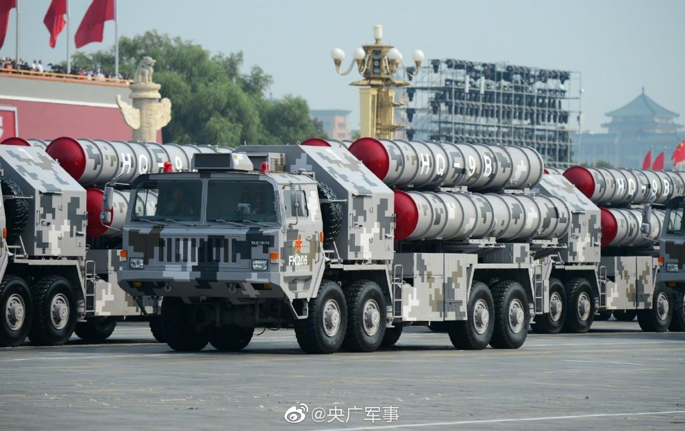 Chinese-made SAM systems Hq-9b_10