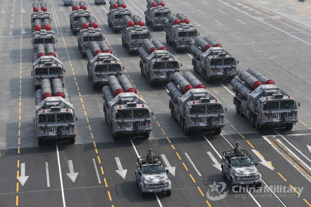 Chinese-made SAM systems Hq-9b_12