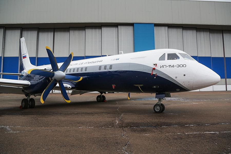 Russian Civil Aviation: News #3 - Page 38 Il-11410