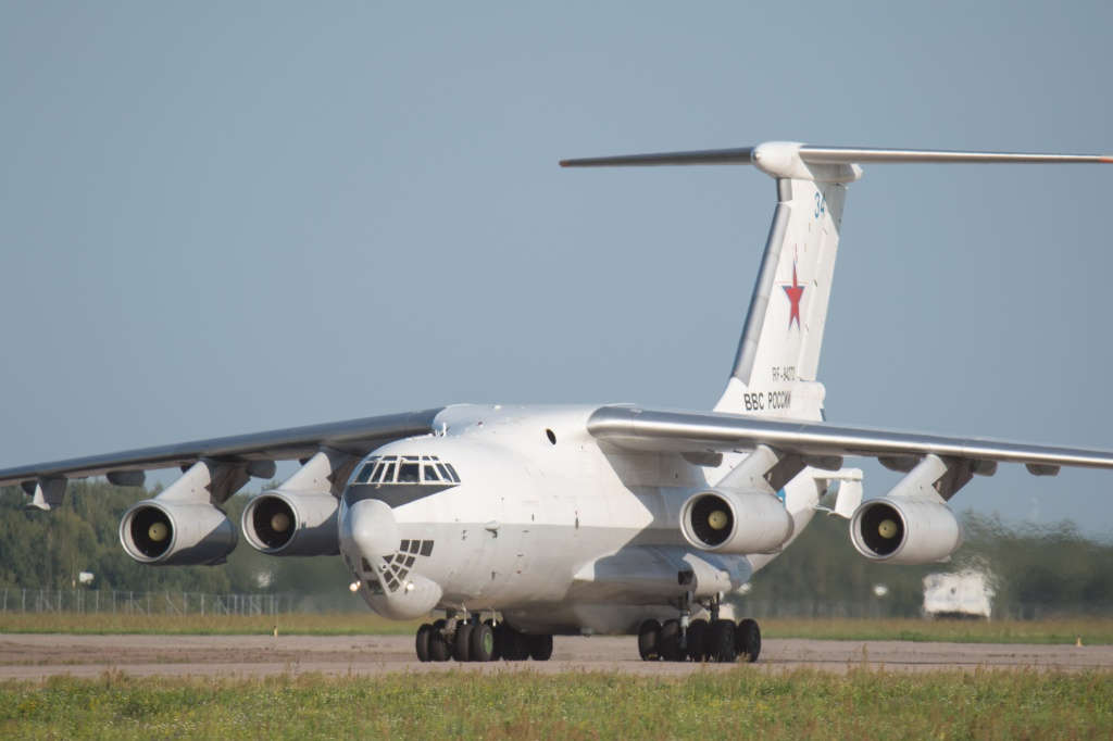 Refuelling Tankers for RuAF - Page 5 Il-7810