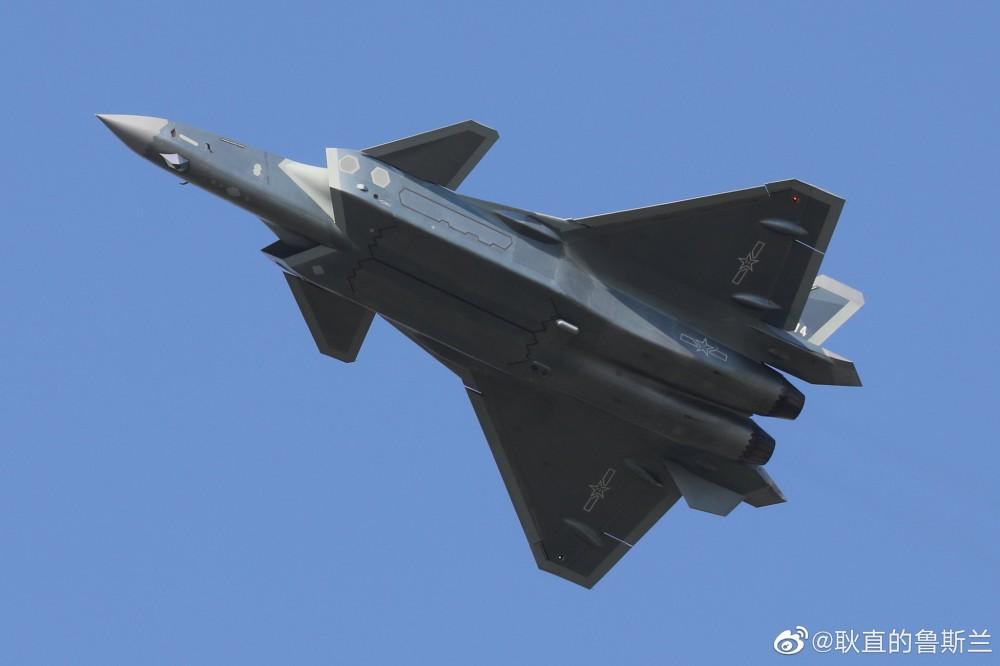 Chengdu J-20 Stealth Fighter - Page 7 J-2011