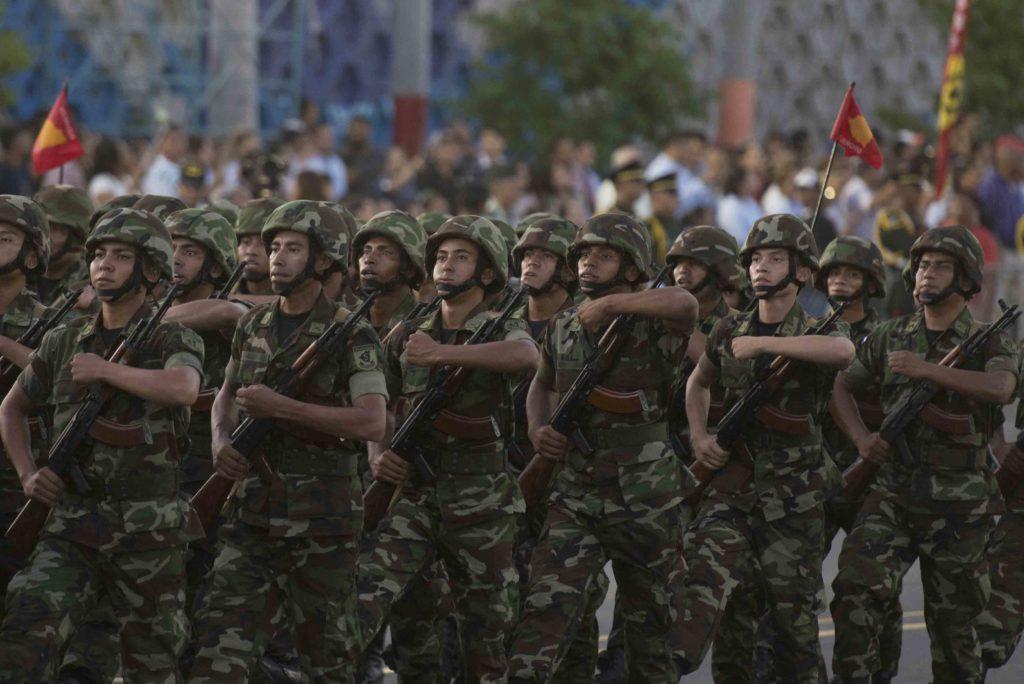 Nicaraguan Armed Forces Jff_5410