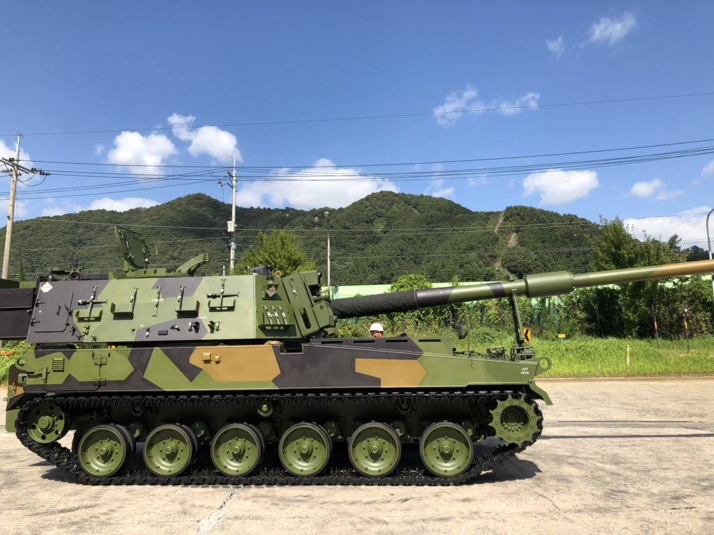 South Korea Defence Industry K910