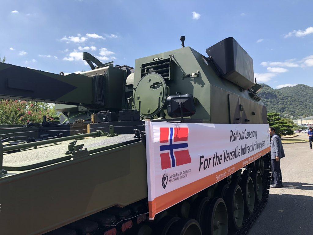 South Korea Defence Industry K9b10