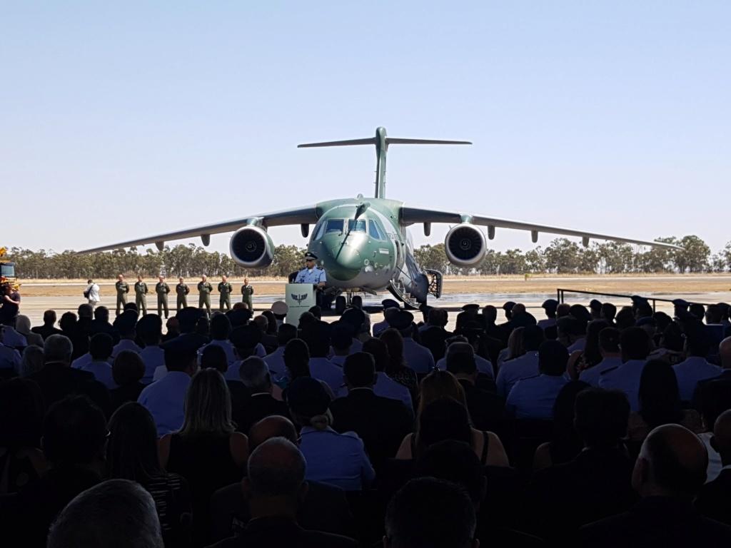 KC-390 Transport aircraft Kc-39011