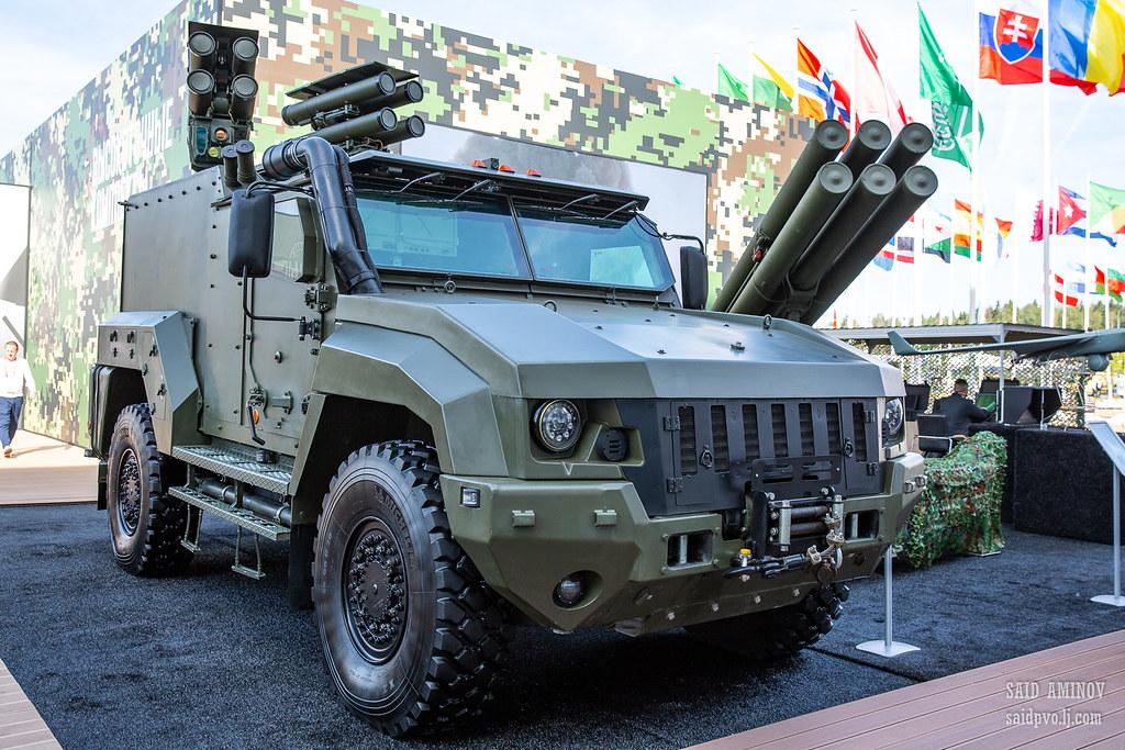 """ARMY 2020"" Military Technical Forum Kornet11"