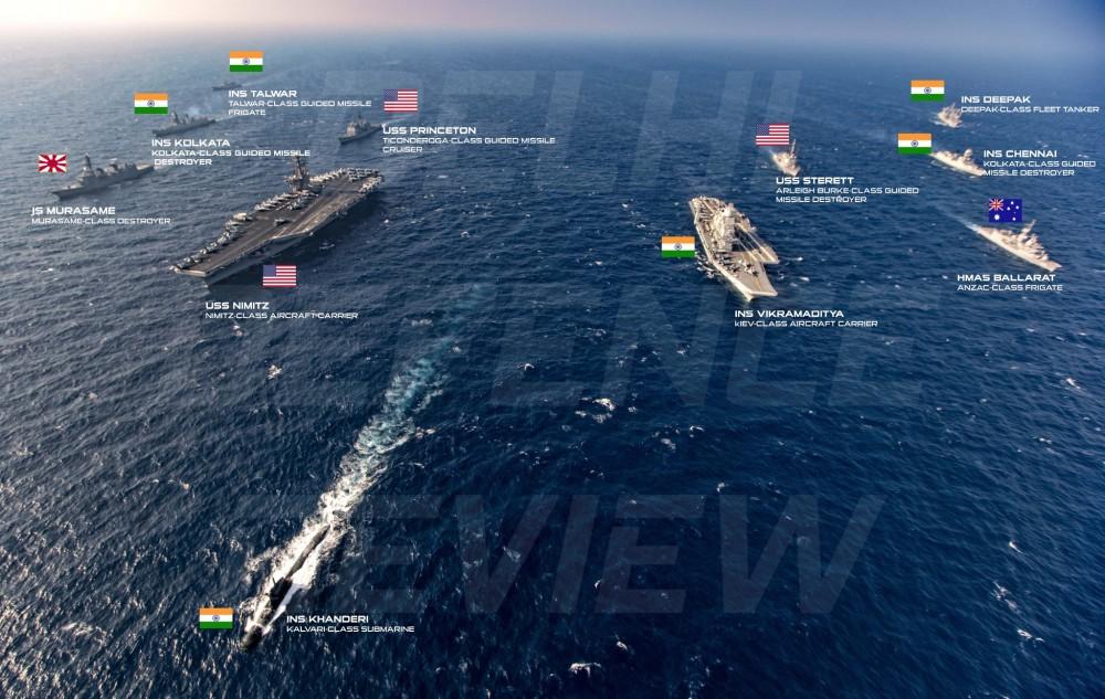 INS Vikramaditya (ex-Admiral Gorshkov) aircraft carrier - Page 4 Malaba10