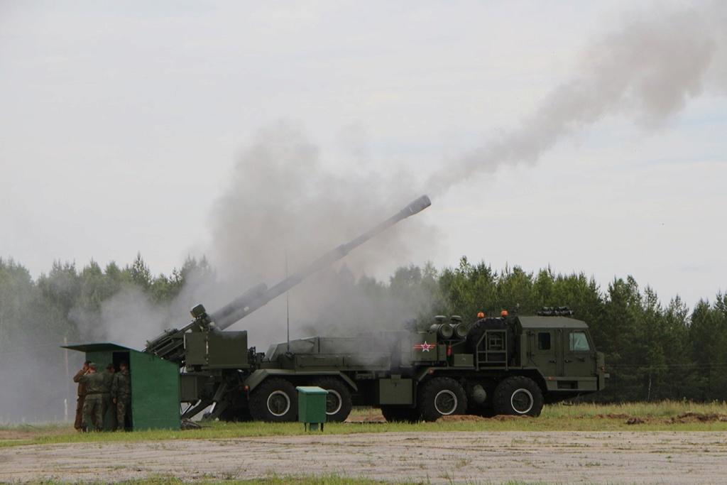 Russian Gun Artillery: Discussion Thread - Page 15 Malva11