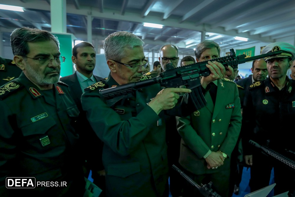 Iranian Small Arms: Thread Masaf10