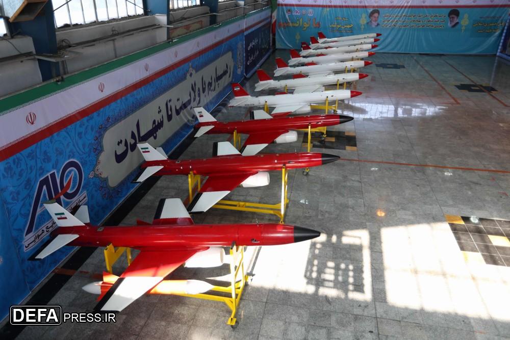 Iran's indigenous UAVs - Page 2 Mqm-1013