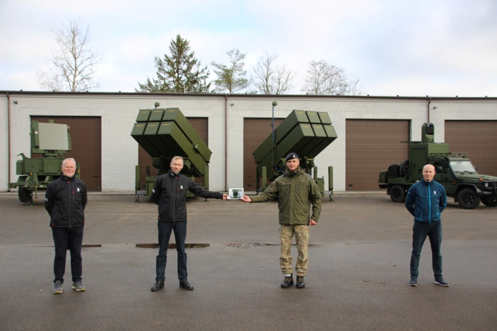 Baltic States Militaries - Page 3 Nasams11