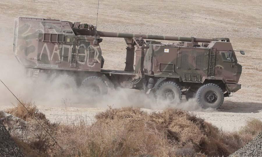 Cypriot National Guard: News Nobra10