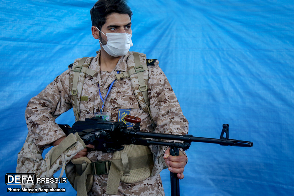 Iranian Small Arms: Thread Pkm110