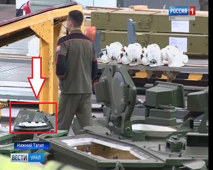 Uralvagonzavod (UVZ) tank manufacturer - Page 3 Shoygu11