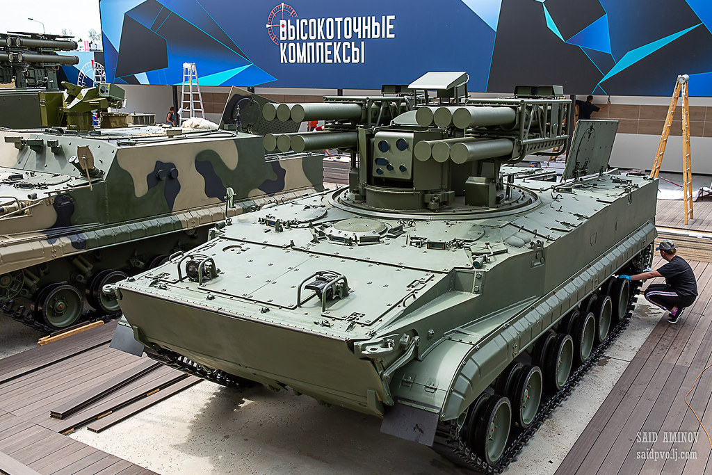 P.V.O. (Russian Air Defence) General Thread: - Page 9 Sosna10
