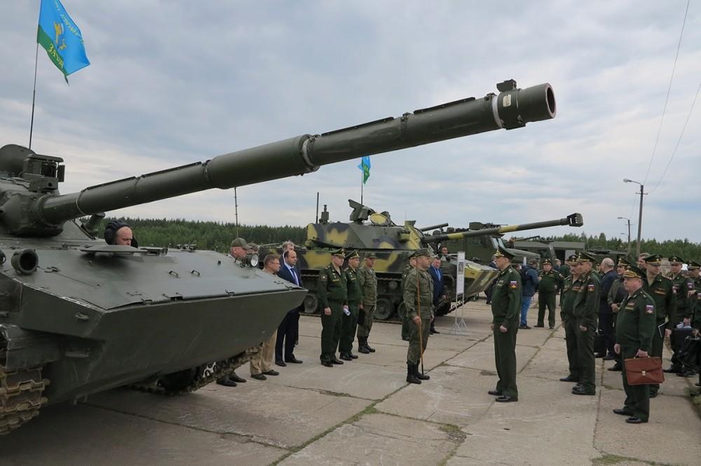 Russian Gun Artillery: Discussion Thread - Page 15 Sprut10