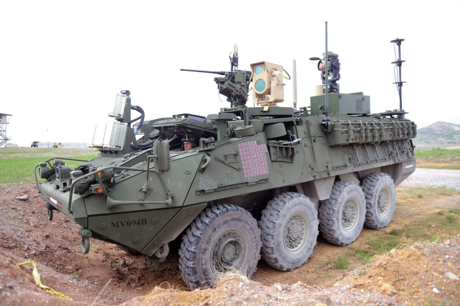 Directed Energy weapons in US Military Stryke11