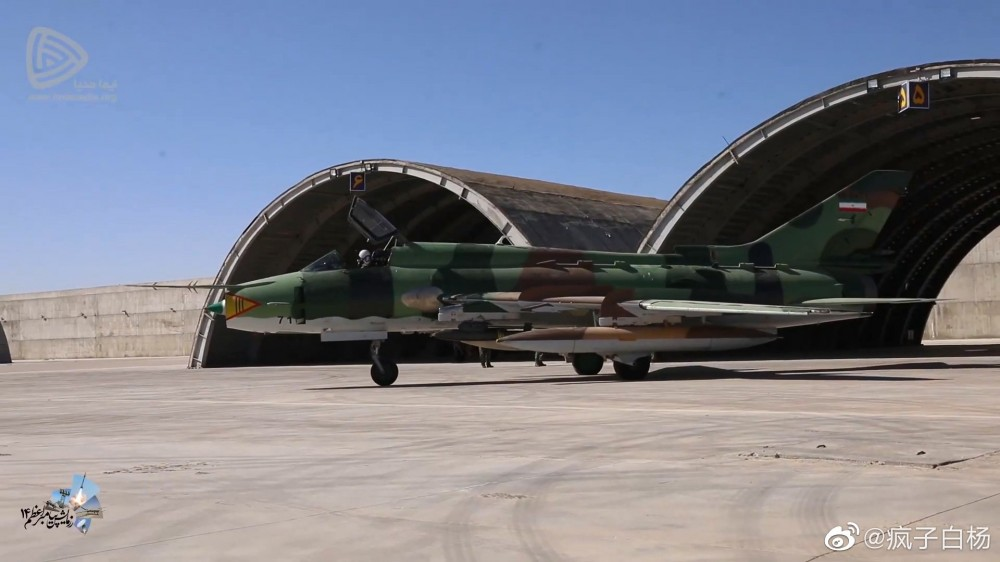 Iran Air Force (IRIAF) | News and Discussions - Page 9 Su-2210