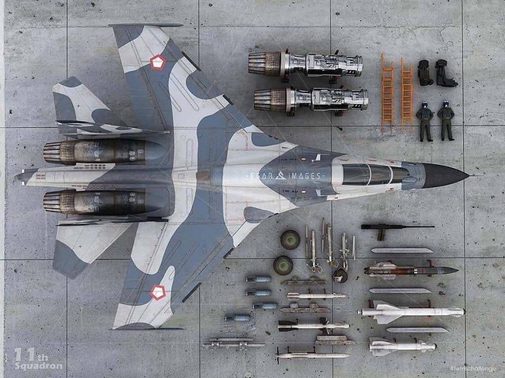 Indonesian National Armed Forces - Page 2 Su-30m10