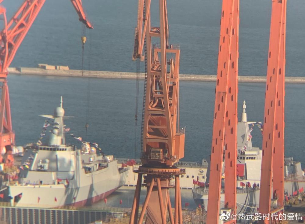 Type-055 DDG Large Destroyer Thread Type_511