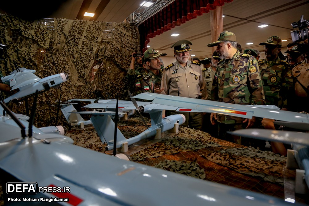 Iranian Ground Forces | News and Equipment - Page 5 Uav110