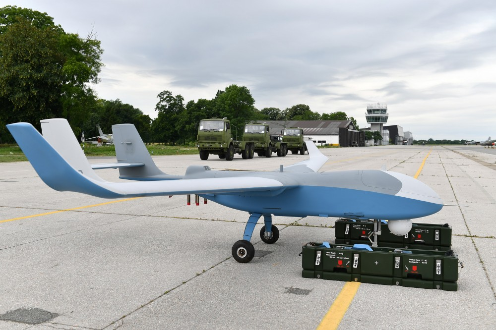 Serbian Air Force Needs and Modernization - Page 6 Uav111