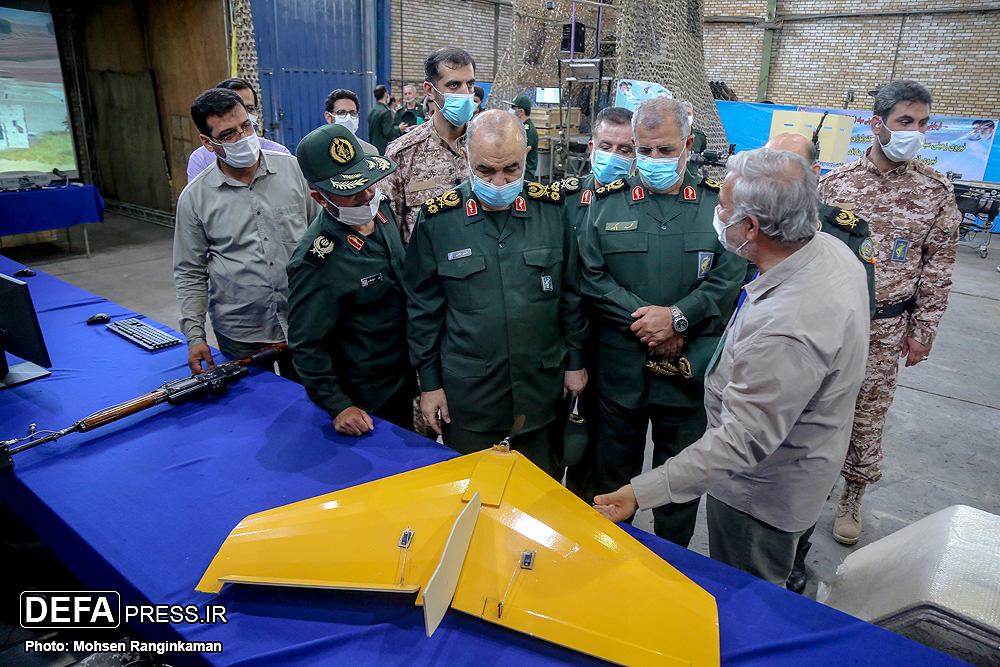 Iranian Ground Forces | News and Equipment - Page 5 Uav311
