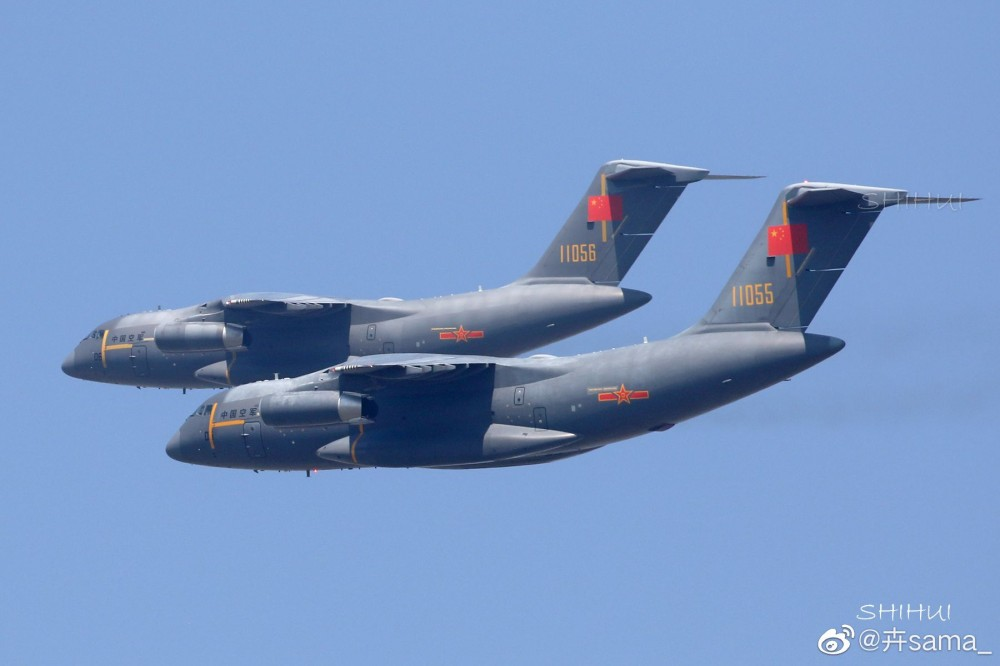 PLA Air Force General News Thread: - Page 7 Y-20_s12