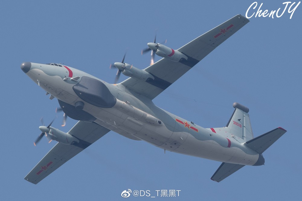 PLA Air Force General News Thread: - Page 7 Y-8g10