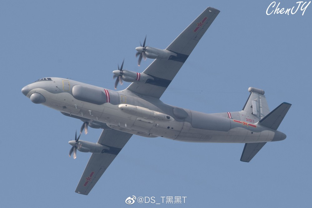 PLA Air Force General News Thread: - Page 7 Y-9g_e10