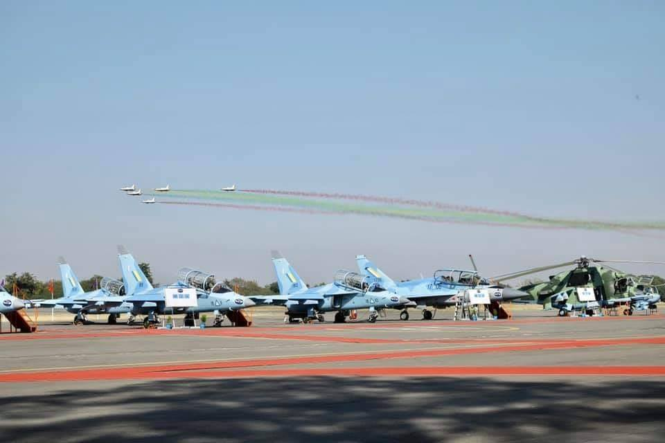 Myanmar Armed Forces - Page 2 Yak-1311