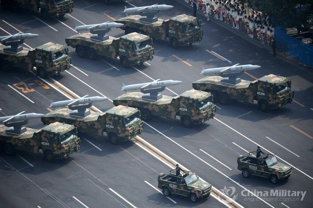 China's Anti-ship missiles Yj-18_12