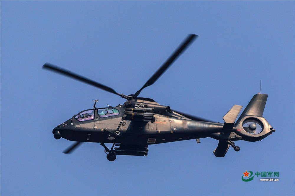 PLA Air Force General News Thread: - Page 7 Z-19b10