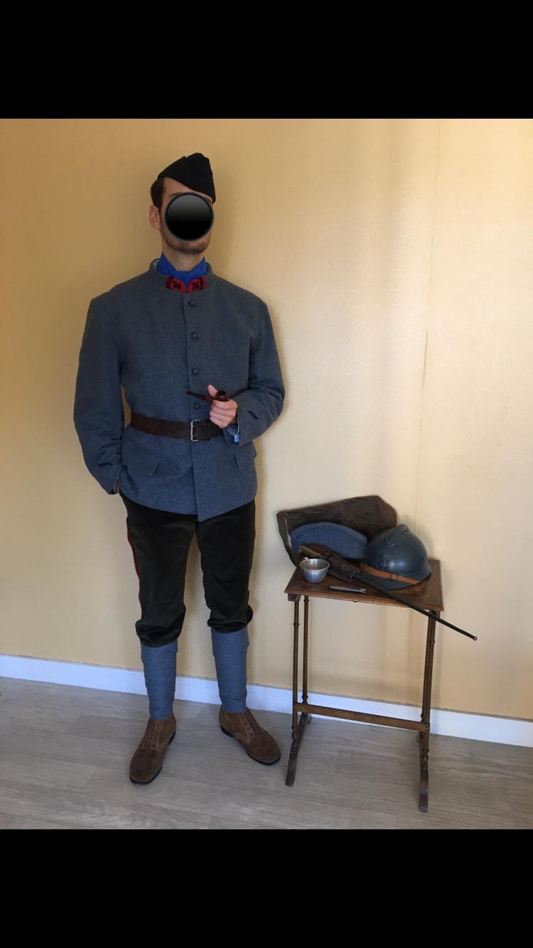 Artilleur français dès 1915. 369c9610