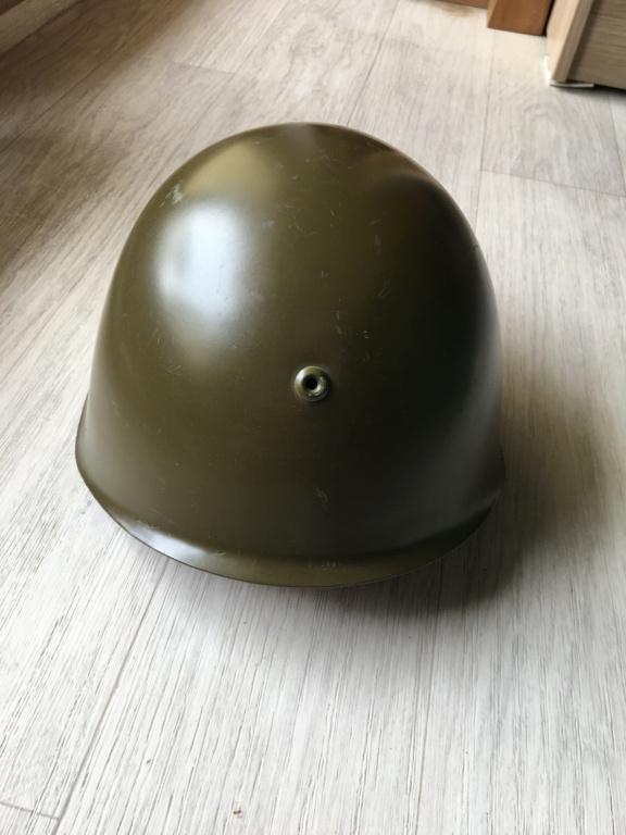 Casque italien m33 ou de l'Est ?  3c667910