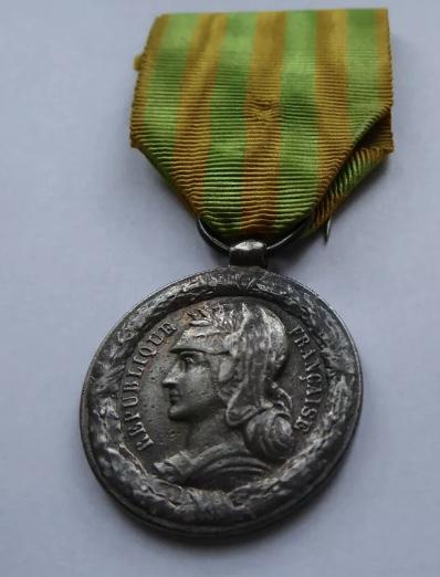 Médaille Tonkin 1883-1885 3d527f10