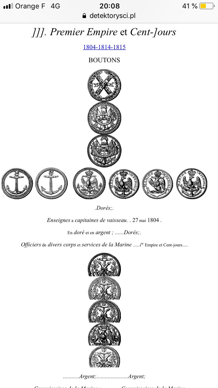 Matelot 1er empire. 3eb34110