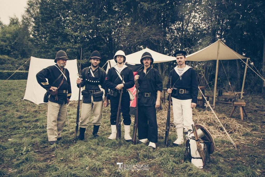 identif. IInd Empire + WW1 photos reconstitutions 42556310