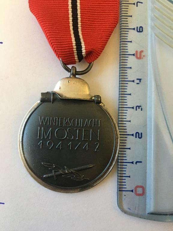 Médaille front russe 41-42 allemande ww2 529fcf10